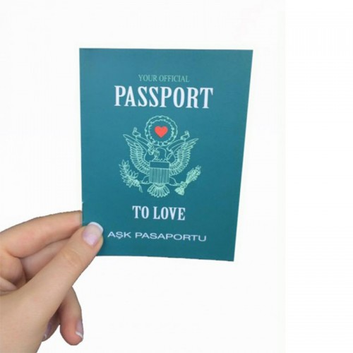 ask pasaportu