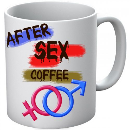 After Sex Coffee Cup