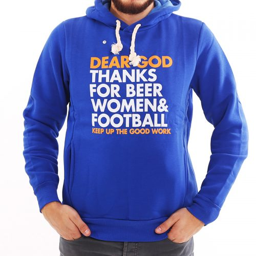 Dear God Sweatshirt